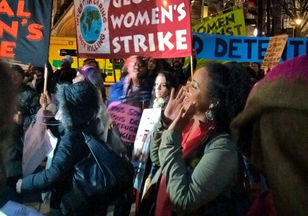Aufruf zum Streik am internationalen Frauen*kampftag am 8. März!