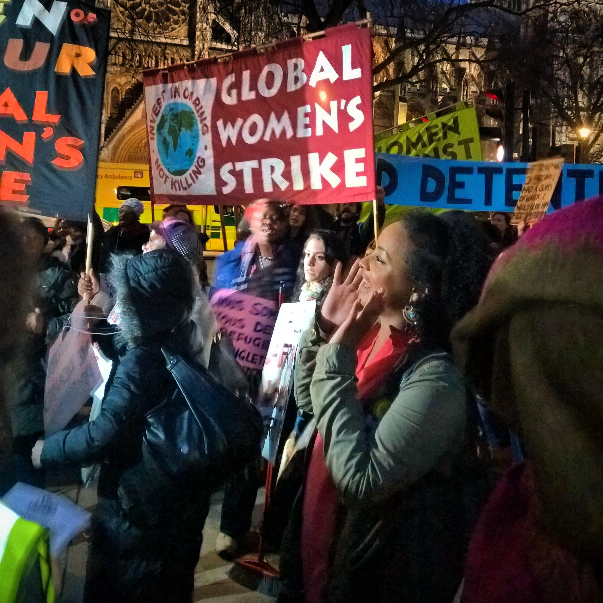 8. März Frauen*kampftag