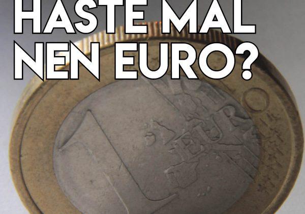 EU-Finanzen: An der falschen Stelle gespart