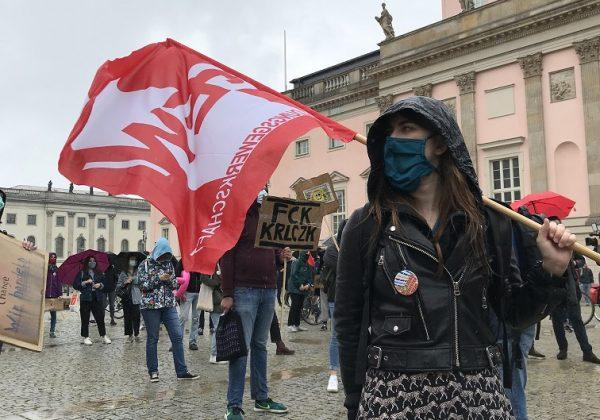 Sommer der Solidarität — Solidarsemester 2020