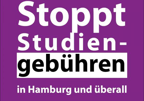Stoppt Studiengebühren