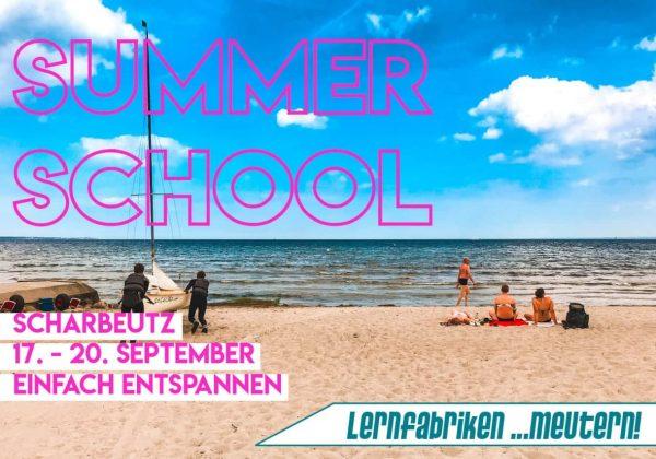 Kurzbericht zur Summer School 2021